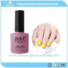 Coledl Manufacturer Direct Sales Soak Off LED UV 10 ml Gel Nail Polish - 216 Harmony Colors Nail Gel