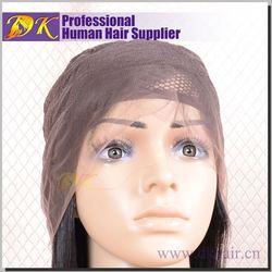 Guangzhou DK Best brazilian hair wig,afro hair wigs grey