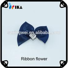 Satin ribbon handmade ribbon bow