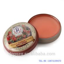 round empty cream tin box manufacturers