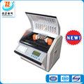 Hz-386 transformador probador de aceite aislante, de aceite dieléctrico fuerza analizador de, bdv aceite kit de prueba