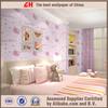 Hello Kitty wallpaper for kids room interior decorative wallpaper