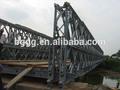 puente bailey portátil de puente de acero