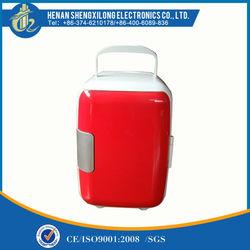 Factory price 4L mini upright fridge used car refrigerator 12 volt