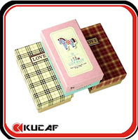 decorative paper box for chocolate cheap chololate box