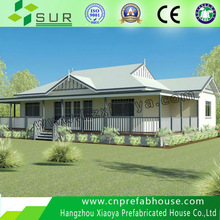 Canam- Luxury double-deck prefab container house in fast delivery