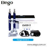 Original Kanger Evod 2 Kit big vapor e cigarette with adjustable voltage