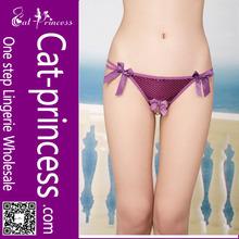 high quality wholesale extrem transparent lady panty