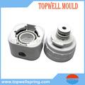 3d diseño de moldes de procesamiento de plástico del molde de inyección