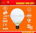 Lámpara fluorescente compacta en forma de globo 5W 8000H CE QUALITY