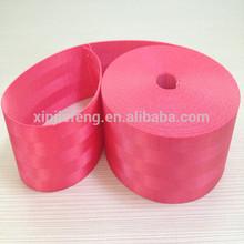 5cm nylon colored bus seat belt