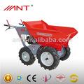 la agricultura by300 jardín tractor eléctrico camión de estiércol