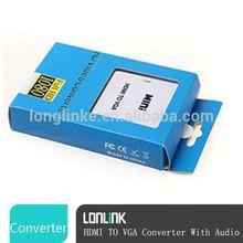 custom vga to hdmi converter 1080p s-video vga rca to hdmi converter