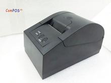 Pos system thermal printer Mini 58mm thermal printer