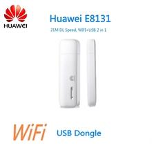 Unlock 3G Portable WiFi Router USB Modem Huawei E8131