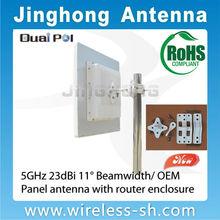5GHz WLAN/WiFI Panel Antenna, MIMO Antenna, High gain wireless antenna