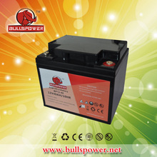 Sunrise 24v sealed lead adic 12v 40ah battery