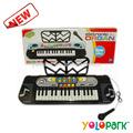 teclado electrónico de juguete musical de órgano electrónico