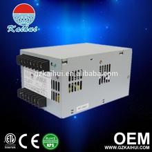 AC/DC 176-264V/AC 600W converter power supply