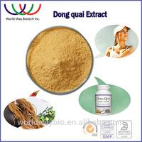 Best female ginseng 1% ligustilides natural angelica extract powder