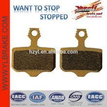 YL-1021 Dirt Jump/ Urban MTB brake pads for FORMULA 4 Racing
