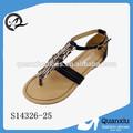 venda quente bonito e barato sandálias