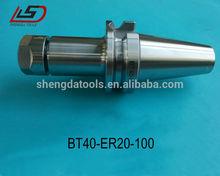 ER20 collet chuck/BT40 tool holder/ BT-ER adapter