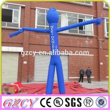 Two Legs Man Air Dancer Blower