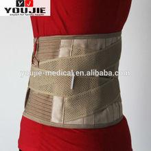 Youjie new brand lower back lumbar posture corrective waist brace