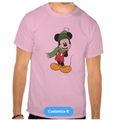 Top qualidade custom design mickey mouse roupas