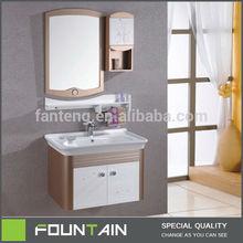 Five Star Conventional Bathroom PVC Furntiture Homebase Contemporary Bathroom Cabinet