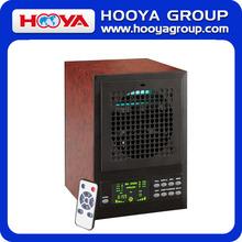 Air Purifier UV-C Remote Ozone Generator Ionizer Ozonator HEPA Smoke Remover