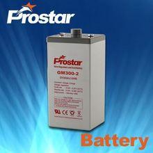 High Capacity Solar Recycling Lead Acid UPS Batteries 2V 300AH