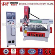 8 Heads Wood Cnc Milling Machine Programming MAT-325L