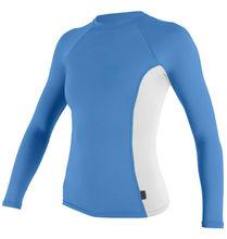 Women's Anti-UV Long Sleeve Lycra Surf Shirt