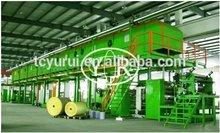 Paper glue machine for glue coating paper series