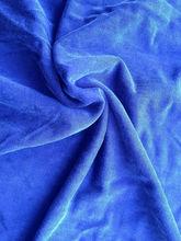 Cupro spandex jersey fabric