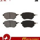 O-pure/H4H brake pads/auto brake pad/car brake pad/spare parts for Nissan Altima 41060-ZA525
