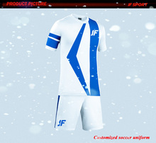 Custom Sublimated Soccer Uniforms Grade Original Kits Football Soccer Sets Cheap Price Wholesale