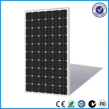 low price and MOQ 5w to 300w pvt hybrid solar panel