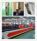 Tipo de fibra laser de metal tuberia corte de la maquina
