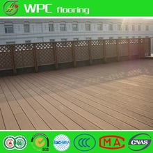 wpc fence panel high quality wpc decking edge