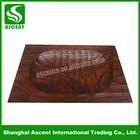 hot selling beautiful sushi wood plate