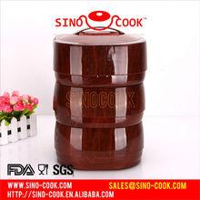 Sinocook 2014 Lunch Box Keep Food Hot Lunch Caddy