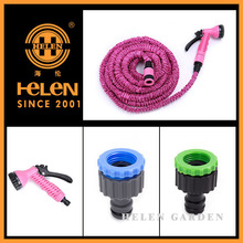 2014 Newest Garden Hose Assembly for Watering Applications with Water Jet Power Washer, Long or Short Wand, Easily Wash Your Car