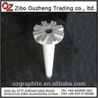 cast aluminum graphite rotor