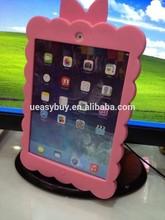 Custom silicone bumper case for ipad mini ,High Quality Wholesales Case For ipad Mini