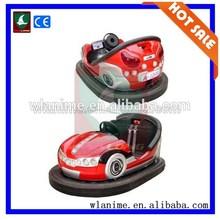 Amusement electric kids bumper cars Park Most Attractive scooter car