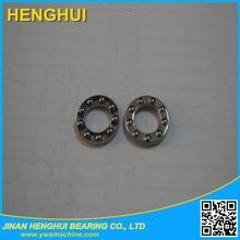 low price F5-10 small plane thrust ball bearings 5mm