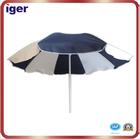 wooden outdoor beach sun umbrella promotional